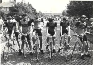 1980 Clubteam De Pedaleur Oirschot in Dronten