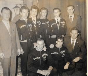 2015-07-03 Eindhoven 1960 Wilhelmina renners met Wim Jellema e.a.