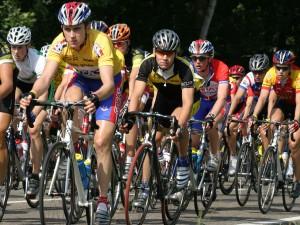 2016-06-02 Bladel 2004 Geraint Thomas in 2e etappe voorop in het geel IMG_2557