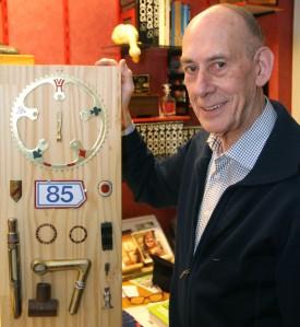 Bert van Herk 85 jaar AVH in 2009 IMG_1339
