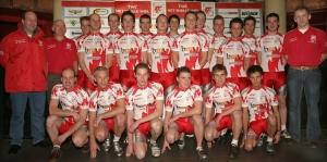 Elite en beloftenploeg snelle wiel '07