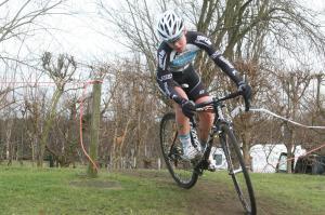 Anna van der Breggen 22-12-2013 Boxtel winnares IMG_2316 (foto Jo Nederkoorn)