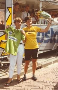 2014-01-11 Duizel 1984 winnares Mieke Havik