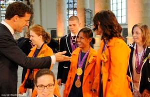 2012 Paralympics Londen Kathrin Goeken en Kim van Dijk Goeken_0934