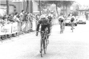 2014-09-18 Oostelbeers Omloop van Het Zuiden finish Marc Huysmans
