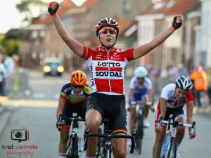 2016-03-11 Kempen 2015-07-06 Anouk Rijff winnares in Watervliet (B)