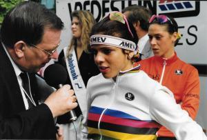 2016-06-24 Luyksgestel 1993 Jan Peeters in gesprek met herboren wereldkampioene Leontien (TVS)